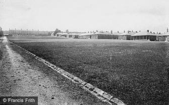 Newport, Barracks 1892