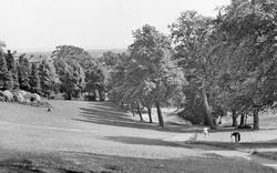 Newport, Beechwood Park c.1955