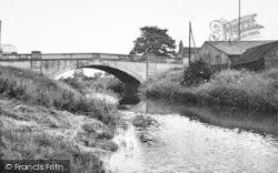 Bridge c.1955, Newport