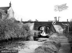 Canal Port c.1955, Newport