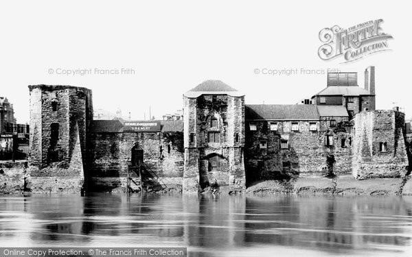 Newport, Castle 1893