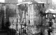 Newport, Castle 1932
