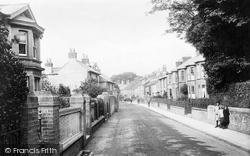 Newport, Castle Road 1913
