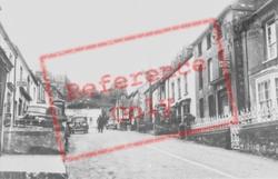 Newport, Castle Street c.1955