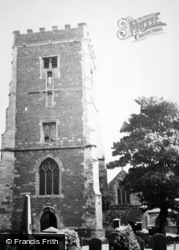 Newport, Cathedral Of St Woolos 1949