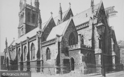 Newport, Church c.1883
