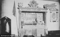 Newport, Church, Tomb Of Sir Edward De Horsey 1908
