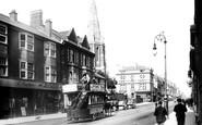 Newport, Commercial Street 1901