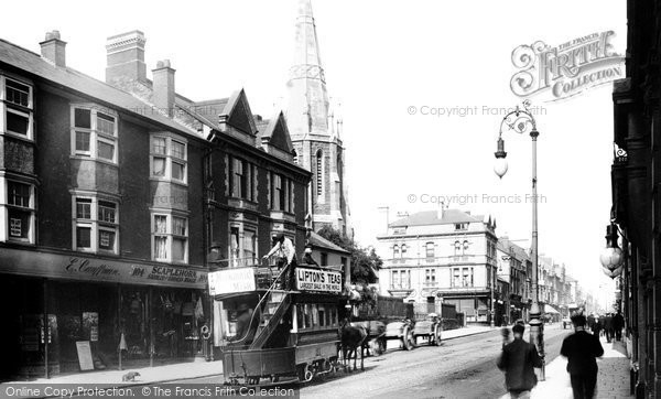 Photo of Newport, Commercial Street 1901, ref. 47898