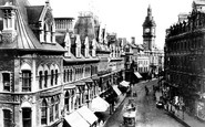 Newport, Commercial Street 1903