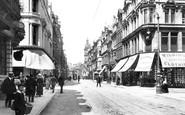 Newport, Commercial Street 1910