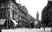 Newport, Commercial Street c.1899