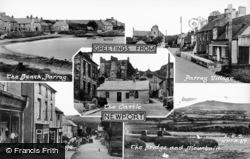Newport, Composite c.1950