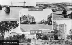 Newport, Composite c.1960