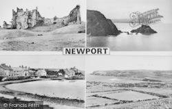 Newport, Conmposite c.1955