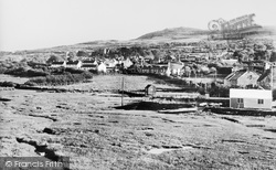 Newport, From Carningli c.1960