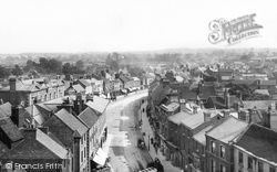 From Church Tower 1898, Newport