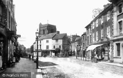High Street 1893, Newport