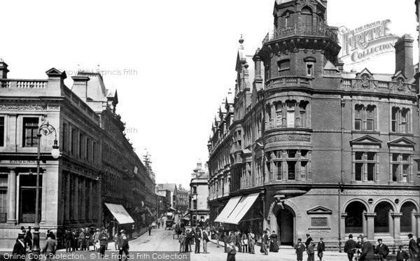 Photo of Newport, High Street 1896, ref. 38696
