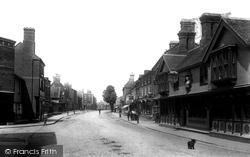 High Street 1898, Newport