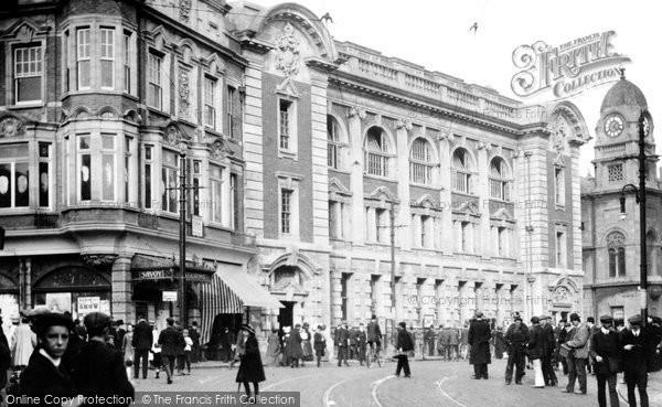 Photo of Newport, High Street 1903, ref. 49481a