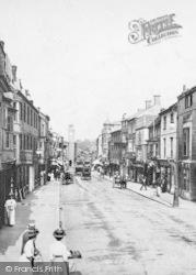 Newport, High Street 1908
