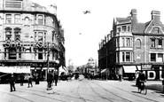 Newport, High Street 1910
