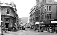 Newport, High Street c.1950