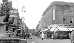 Newport, High Street c.1955