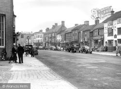 High Street c.1955, Newport