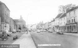 High Street c.1965, Newport
