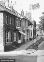 High Street Shops c.1960, Newport