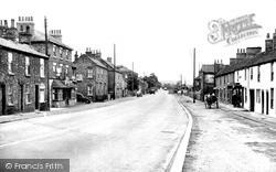 Main Street c.1955, Newport
