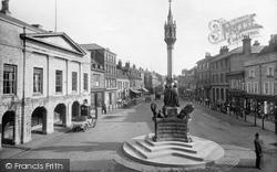 Newport, Market Street 1913