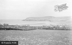 Newport, Morfa Head And Golf Course c.1930
