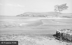 Newport, Morfa Head And Nevern Estuary c.1930