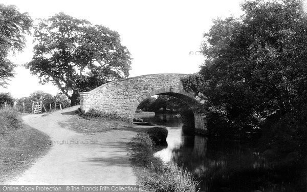 Photo of Newport, on the Canal 1896, ref. 38706