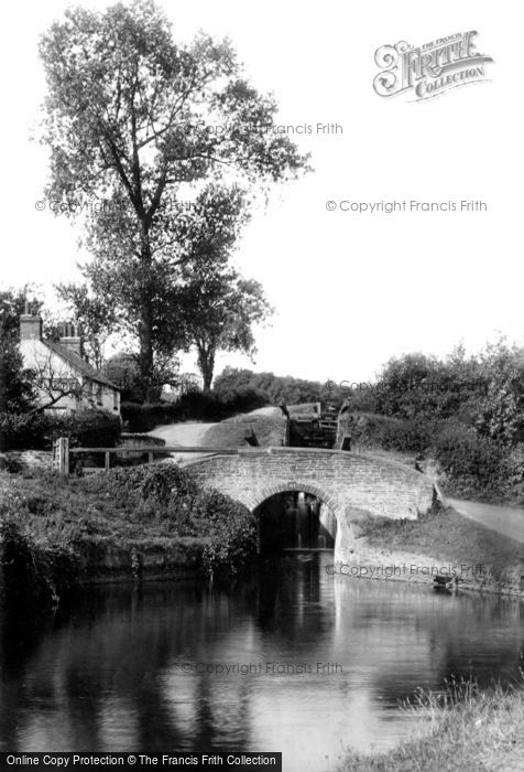 Photo of Newport, on the Canal 1896, ref. 38708