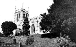 Newport Pagnell, Church Of St Peter And St Paul 1967