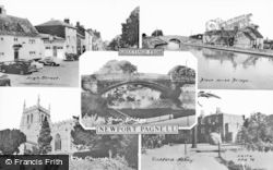 Newport Pagnell, Composite c.1960