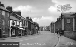 High Street c.1955, Newport Pagnell
