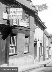 The Marquis Of Chandos 1950, Newport Pagnell