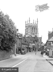 View From The Bridge 1952, Newport Pagnell