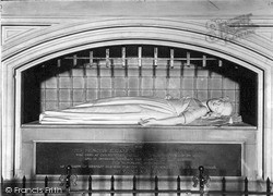 Newport, Princess Elizabeth's Memorial c.1900