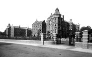 Newport, Royal Gwent Hospital, Commercial Road 1901