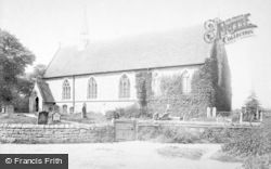 St Andrew's Church, Church Aston 1899, Newport