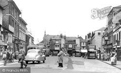 Newport, St James' Square 1951