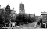 Newport, St Mark's Church c.1955