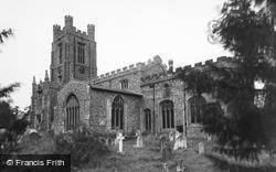 St Mary The Virgin Church c.1955, Newport