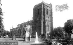 St Nicholas's Church 1898, Newport